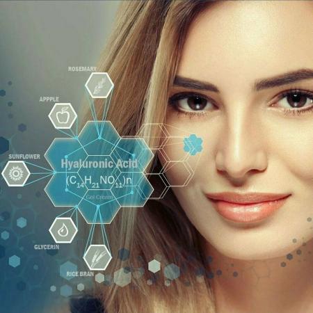 Ser facial hidratant cu Acid Hialuronic si extract de Alge Marine CREIGHTONS H2O Boost, 30 ml1