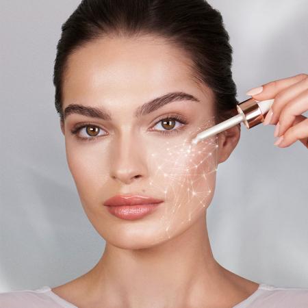 Ser antirid cu efect de fermitate SUNKISSED Multi Peptide Skin Boosting Serum, 95% Ingrediente Naturale, 30 ml2
