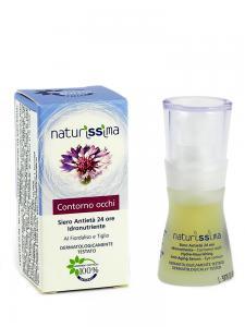 Ser Intensiv Antirid Si Anti-Cearcan Naturissima Cu Albastrele-15 ml