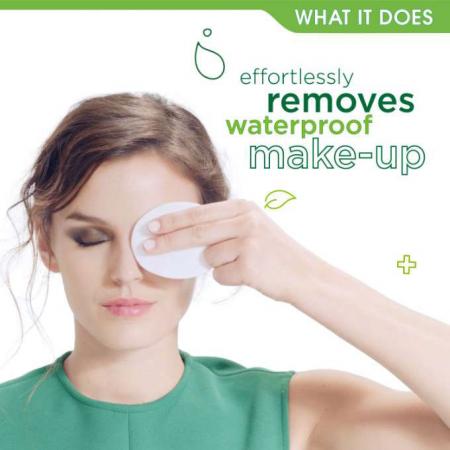 Demachiant pentru ten si ochi sensibili Simple Kind To Skin Eye Make-up Remover, 125 ml2