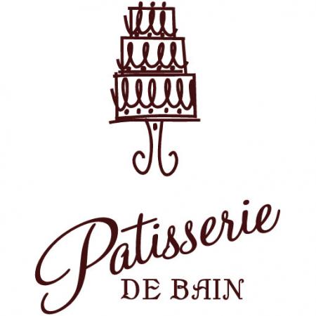 Sare de baie cu rubarba si crema de zahar ars Patisserie De Bain Bath Tartlettes, 2 x 45 g3