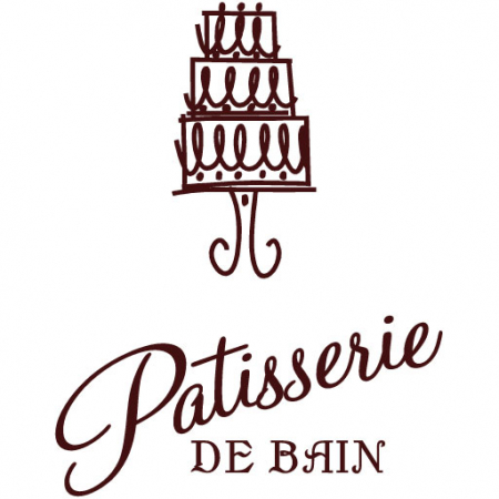Sare de baie cu trandafiri si violete Patisserie De Bain Cafe Paris Bath Tartlettes, 2 x 45 g1