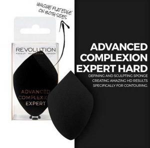 Set 2 Buretei Profesionali pentru machiaj MAKEUP REVOLUTION Complexion Expert Duo Sponge, Hard & Soft1