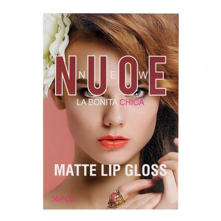 Set 36 Rujuri Lichide Mate, Rezistente la Transfer, LA BONITA CHICA Matte Lip Gloss2