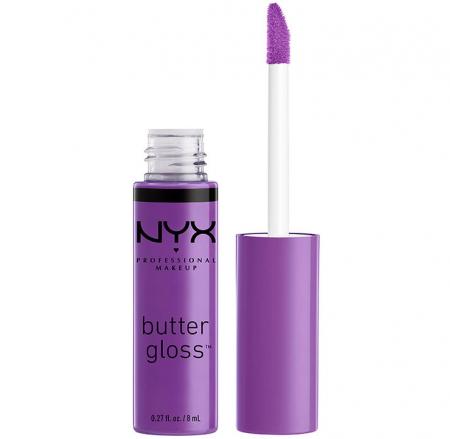 Set De 3 Luciuri De Buze Nyx Professional Makeup Butter Gloss - 082