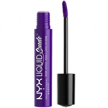 Set De 3 Rujuri Lichide Mate Nyx Professional Makeup Liquid Suede Cream - 073