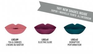 Set De 3 Rujuri Lichide Mate Nyx Professional Makeup Liquid Suede Cream - 093