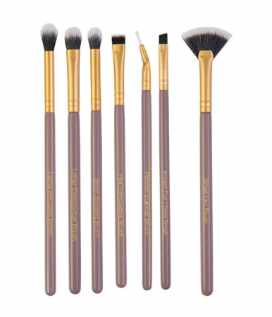 Set de 7 Pensule pentru ochi si sprancene ROYAL Eye Want It All Brush