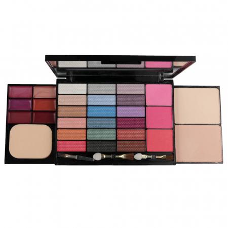 Set machiaj L'Chear Makeup Kit COLORFUL, 32 piese1