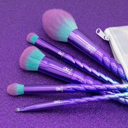 Set 5 pensule profesionale Royal & Langnickel MODA Mythical Kit, Sky Traveler3