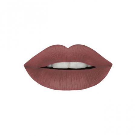 Set Rezistent la Transfer pentru Buze, Bellapierre Kiss Proof Slay, Ombre Rose, Transfer Lip Collection, Incognito5