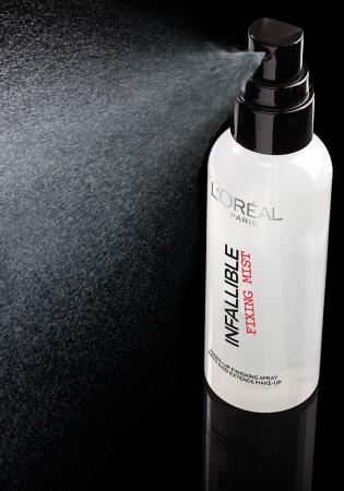 Spray Pentru Fixarea Machiajului L'Oreal Infallible Fixing Mist Makup Finishing Spray, 100 ml1