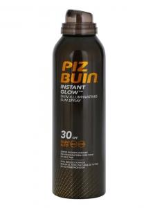 Spray Pentru Evidentierea Bronzului cu efect de iluminare PIZ BUIN Instant Glow SPF 30, 150 ml1
