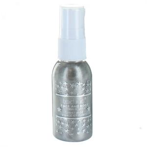 Spray Stralucitor Pentru Fata Si Corp Technic Face And Body Shimmer - Grey, 30 ml