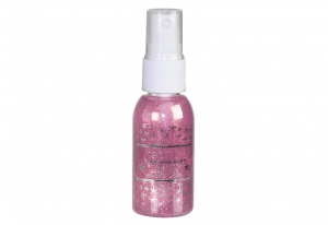 Spray Stralucitor Pentru Fata Si Corp Technic Face And Body Shimmer - Pink, 30 ml