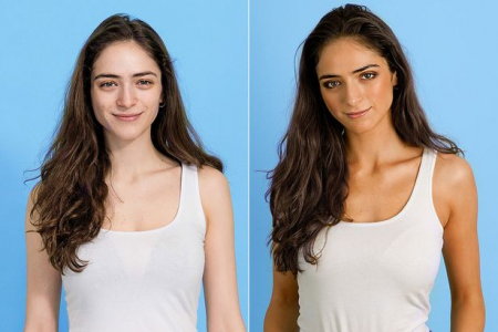 Spuma Autobronzanta Profesionala ST MORIZ Instant Tanning 1Hour - Darker Than Dark, 200 ml3