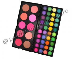 Trusa Profesionala de Machiaj FRAULEIN38 cu 50 Culori