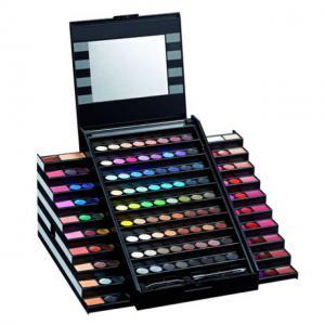 Trusa Profesionala de Machiaj cu 130 culori MEIS Make-Up PREMIUM0