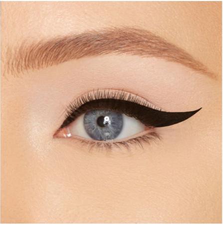 Tus de Ochi cu Stampila, Efect de Tatuaj, Rezistent la Apa 24h, Liquid Eyeliner Pen, Negru Intens, 5 g4