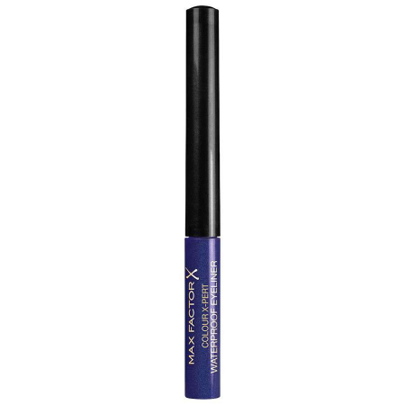 Tus de ochi lichid Max Factor Colour X-Pert Waterproof, 03 Metallic Lilac