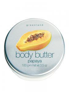 Unt de Corp Greenland cu Papaya - 100 ml