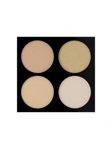 Kit Pentru Bronz Si Iluminare W7 Strobe Time - Vivid Glow1