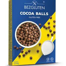 Bile de cereale cu cacao, fara gluten - 250g [0]
