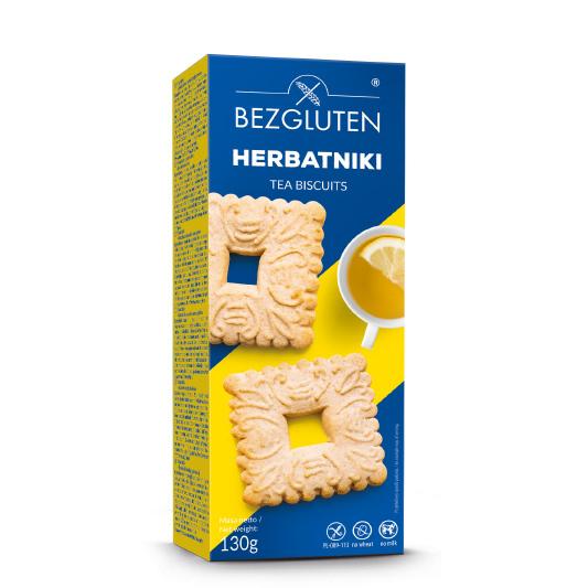 Biscuiti pentru ceai fara gluten - 130g [0]