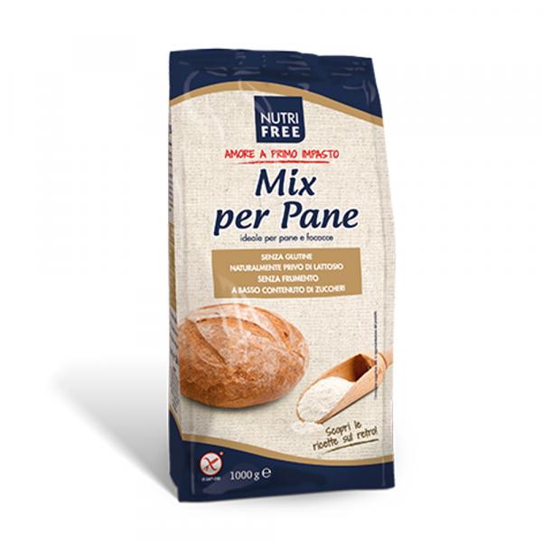 Mix pentru paine fara gluten 1000Gr 0
