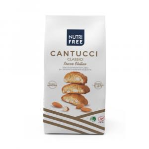 Biscuiti cu migdale Cantucci fara gluten 240Gr0