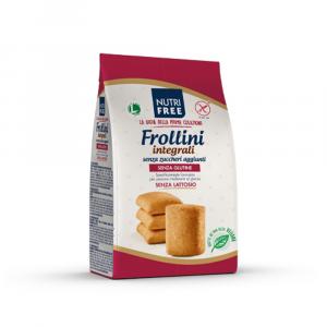 Biscuiti integrali Frollini fara zahar si fara gluten 250Gr