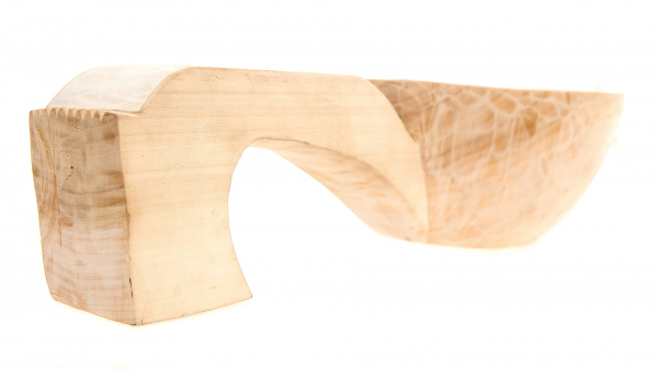 Caus decorativ din lemn [2]
