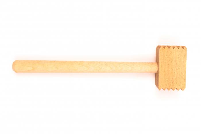 Kit ustensile din lemn pentru bucătărie [1]
