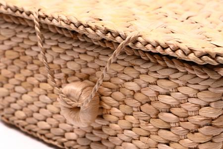 Cutie depozitare din papura cu capac [1]