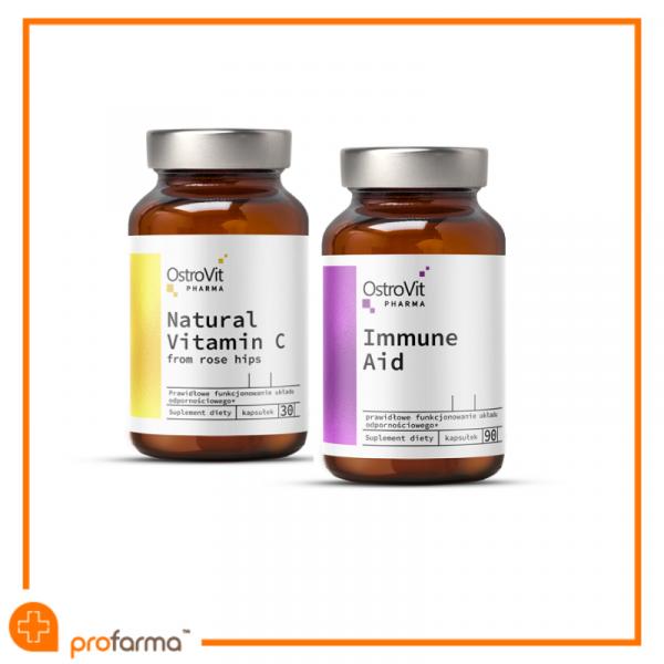 Pachet pentru Imunitate, Ostrovit Pharma - Set [0]