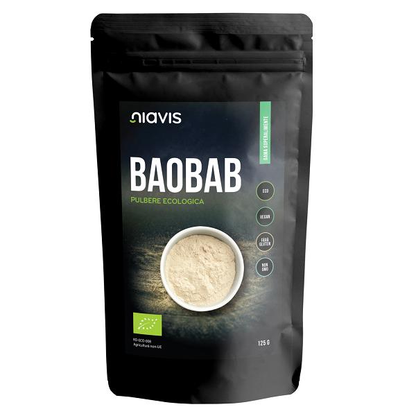 Baobab Pulbere Ecologica/Bio - 125 g [0]