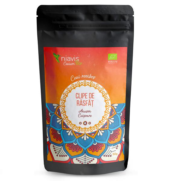"Ceai Ecologic/BIO ""Clipe de Rasfat"" - 50 g [0]"