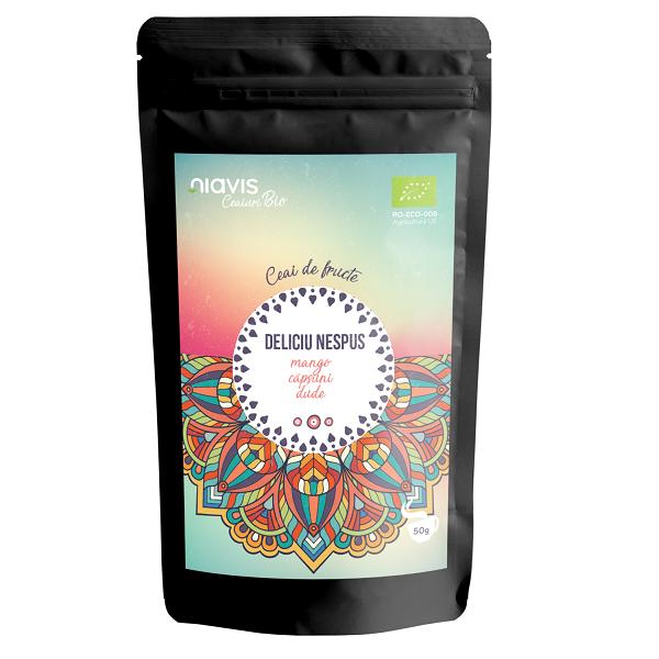 """Ceai Ecologic/BIO """"Deliciu Nespus"""" - 50 g [0]"""