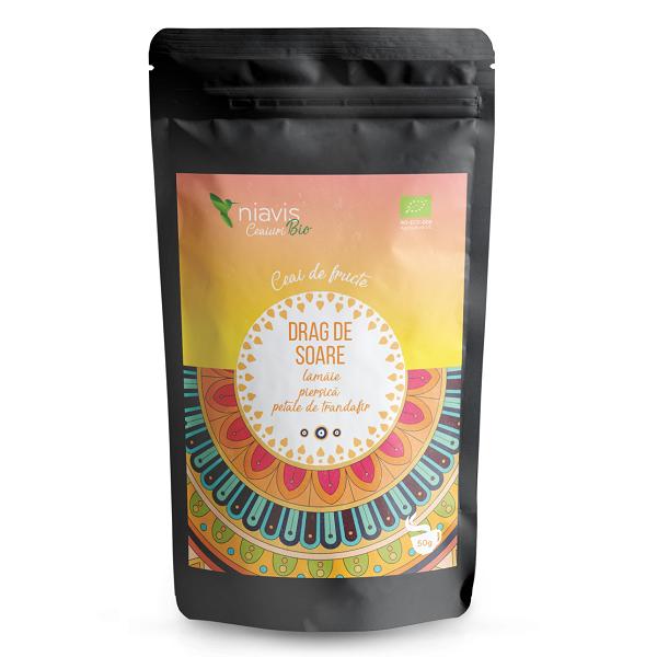 """Ceai Ecologic/BIO """"Drag de Soare"""" - 50 g [0]"""