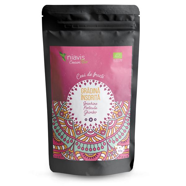"Ceai Ecologic/BIO ""Gradina Insorita"" - 50 g [0]"