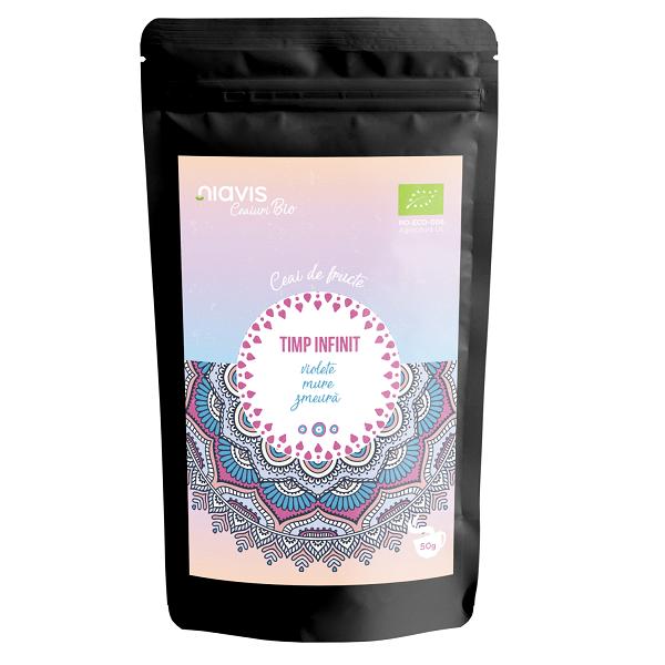 "Ceai Ecologic/BIO ""Timp Infinit"" - 50 g [0]"