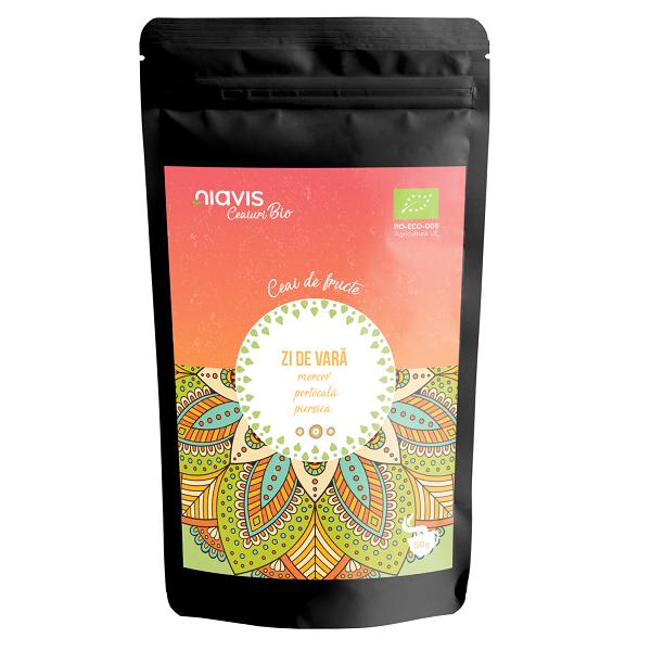 "Ceai Ecologic/BIO ""Zi de Vara"" - 50 g [0]"