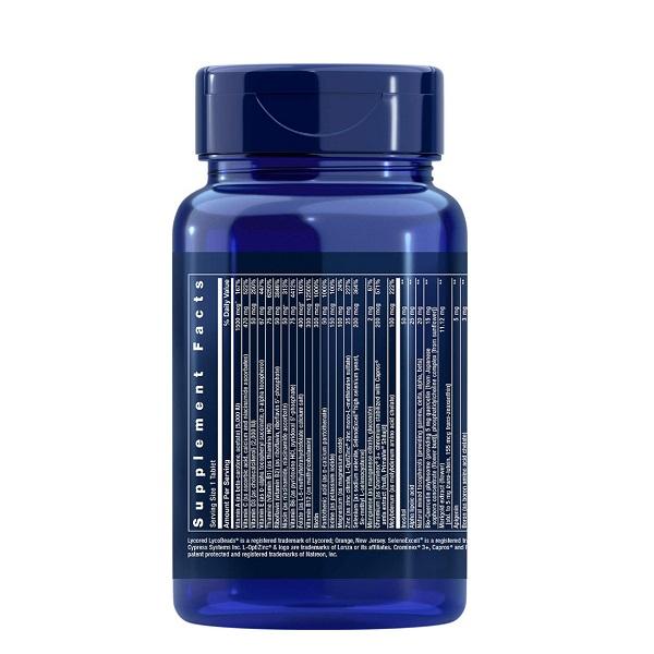 Complex de Multivitamine si Minerale, Life Extension One-Per-Day Tablets - 60 comprimate (60 doze) [2]