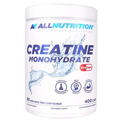 Creatina Monohidrat, 5000 mg(100% ) - 400 capsule (80 doze) [0]