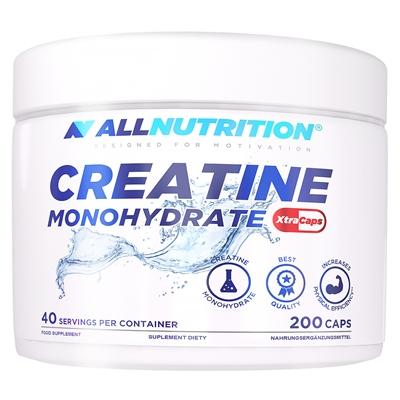 Creatina Monohidrat, 5000 mg (100%) - 200 capsule (40 doze) [0]