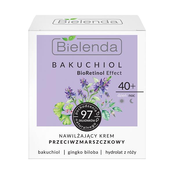 Crema Antirid cu Efect de Lifting BioRetinol 40+ zi/noapte - 50 ml [0]