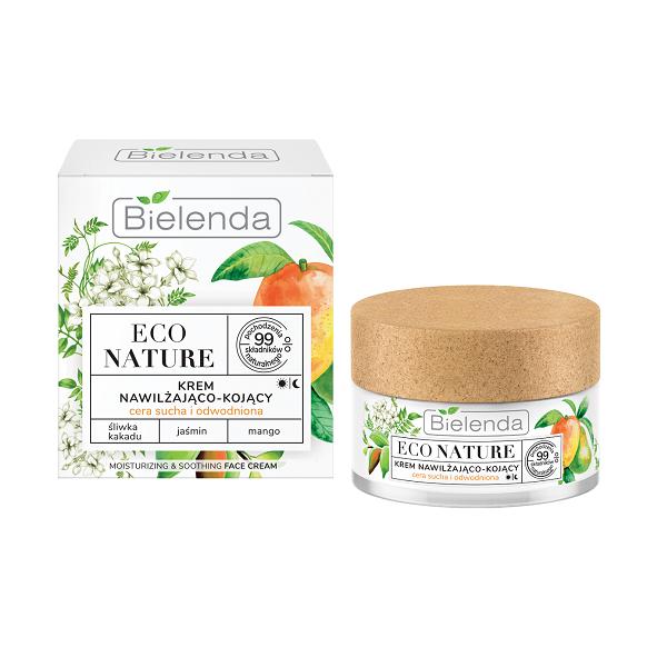 Crema de fata Hidratanta si Calmanta cu Prune Kakadu, Iasomie si Mango - 50 ml [0]