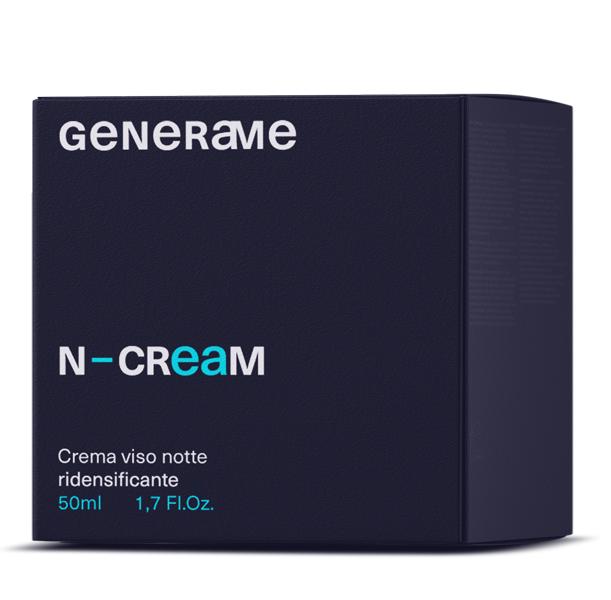Crema de Fata - Noapte, Regenerare Celulara, Efect Reparator, Redensificare Piele, Generame N-Cream 1