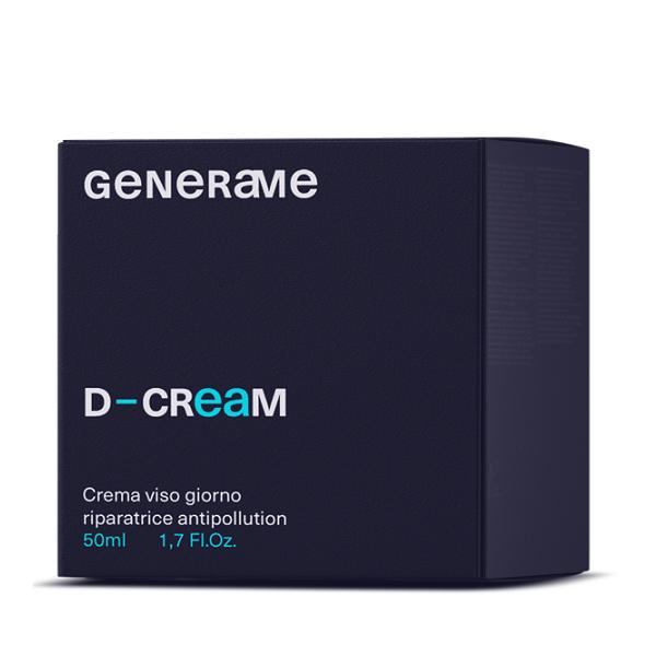 Crema de Fata - Zi, Efect Antioxidant, Anti-Aging, Pro-Colagen, Skin Repair, Generame D-Cream 1