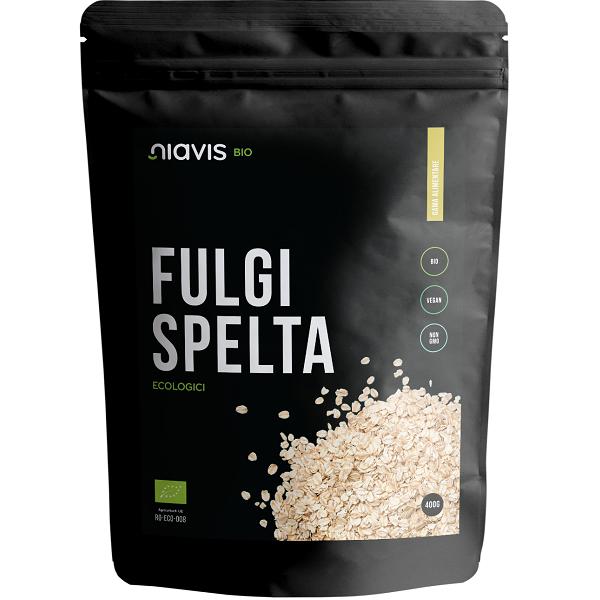 Fulgi Spelta Ecologici/BIO - 400 g [0]